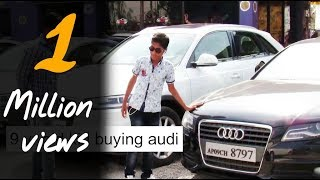 9 year old kid buying audi prank in india | hyderabad