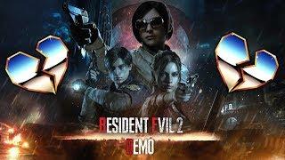 RESIDENT EVIL 2 REMAKE (2019) - DEMO PLAYTHROUGH - LIVE!!!