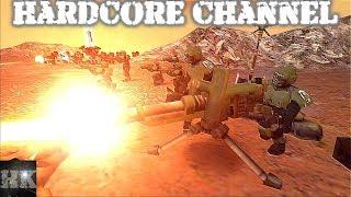 Warhammer 40 000 multiplayer Hardcore #219 Какаси в Атакэ
