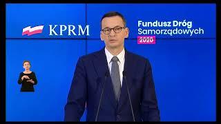 Konferencja premiera Mateusza Morawieckiego - Czy mamy plan odmrożenia gospodarki?