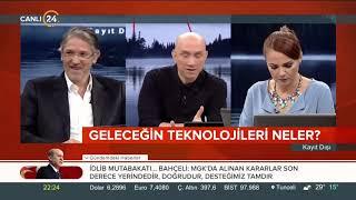 Ertan Özyiğit ve Beyza Hakan ile Kayıt Dışı - Önder Yol (22.09.2018)