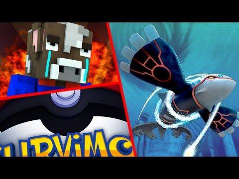 MI PRIMER LEGENDARIO... | SurviMon Pixelmon Pokemon Minecraft Serie De Mods