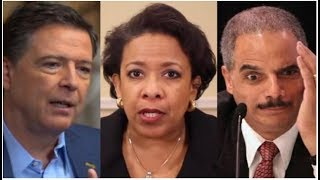 LYNCH, COMEY &  HOLDER BURROW IN THEIR MUD PUDDLE AFTER FBI AGENTS THROW THEM UNDER THE BUS!