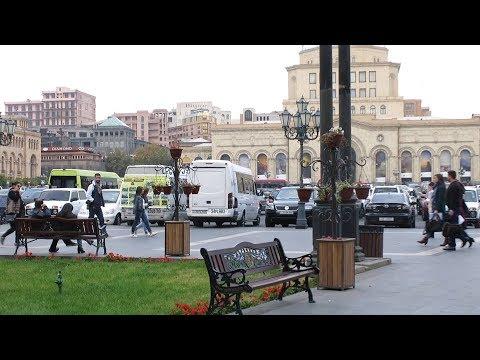 Yerevan, 06.11.17, Mo, Video-1, Bulvarits Hraparak.