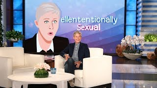 Ellen's 'Ellententionally Sexual' Moments