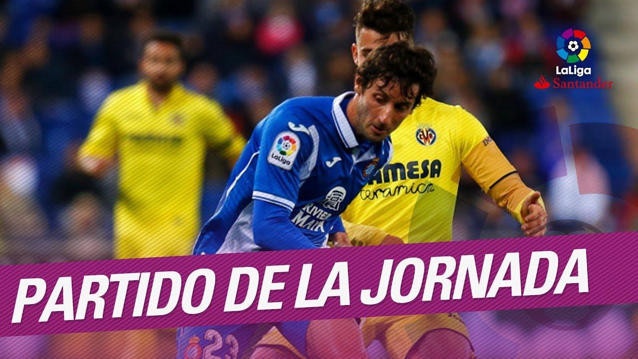 Partido de la Jornada  RCD Espanyol vs FC Barcelona - YouTube 6c8a6e78d407c