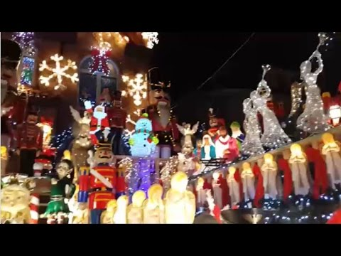dyker heights christmas lights brooklyn ny tour of the best houses attraction tube hd - Christmas Lights In Brooklyn