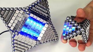 MAGNET STAR , Magnetic LED Lamp | Magnetic Games