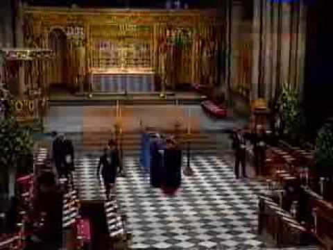 Princess Diana S Funeral Part 5 Diana S Step Mother Margaret Thatcher Youtube