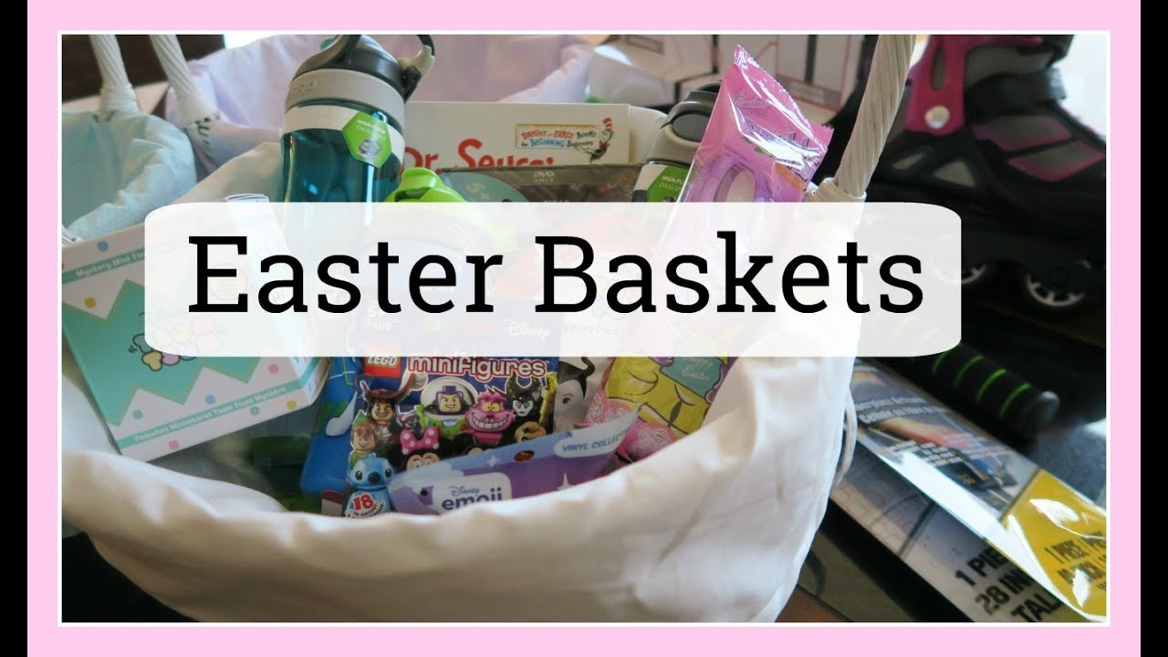 Whats in my kids easter baskets 4 12 years olds 2018 ideas whats in my kids easter baskets 4 12 years olds 2018 ideas negle Image collections