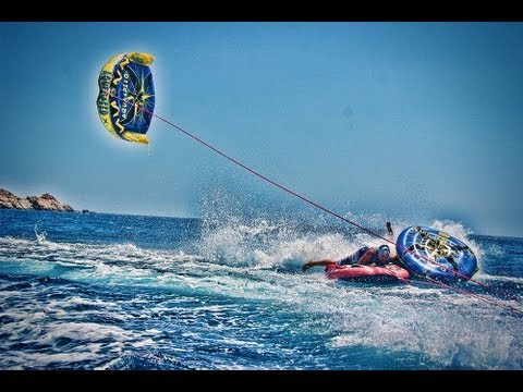 Island of Ios in Greece Watersports (Ch 10)
