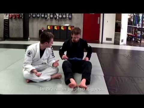 The First Month of Learning BJJ