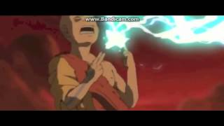 Aang Vs Ozai Aang is derived from lightning