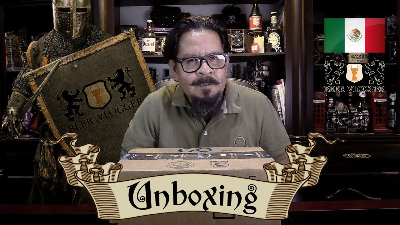 Unboxing 🍺