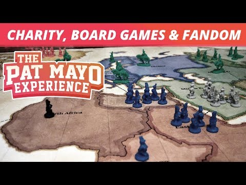 Board Games, Giving back With Charity, New age Front Offices, Adult Fandom + More - 동영상