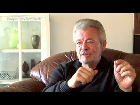 George Knapp Interview - Bob Lazar - Copenhagen - 5 October 2014