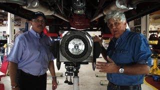 Restoration Blog: 1941 American LaFrance Fire Truck - Jay Leno