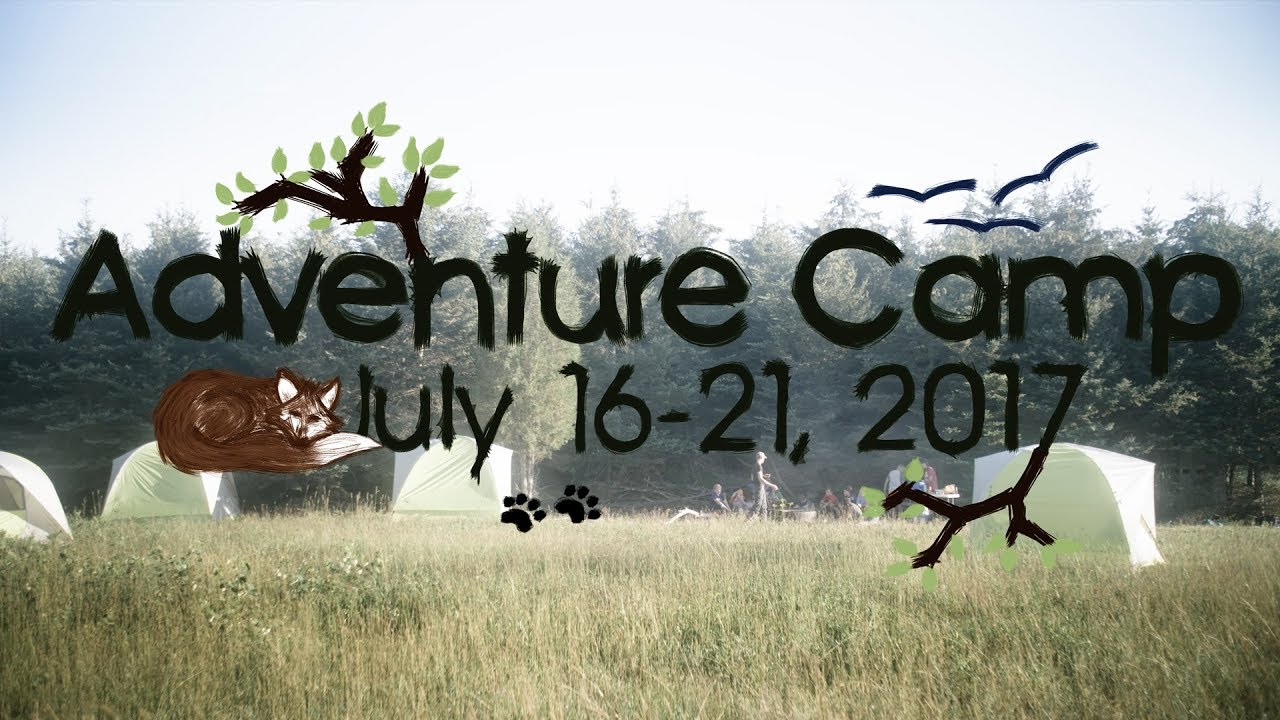 2017 Week 5 - Adventure Camp