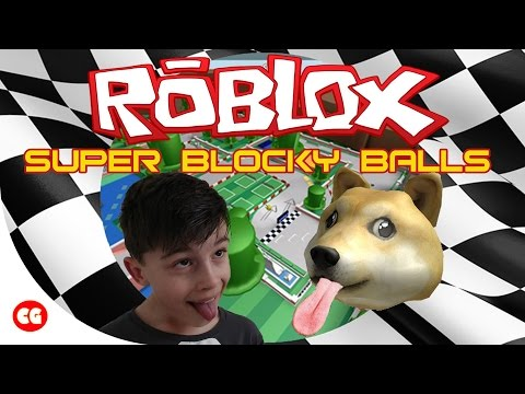 I'M A DANCER | Super Blocky Balls | Roblox