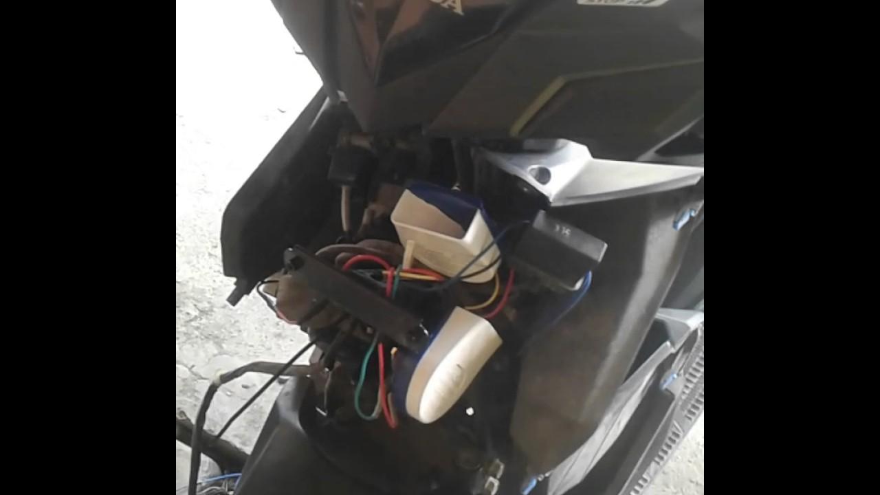 Telolet di motor vario 150. Om telolet om on