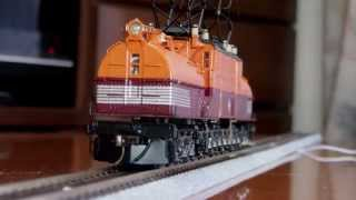 NJCB/KMT MILWAUKEE ROAD  EP-2 #E3 WITH DCC