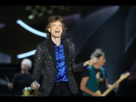 Rolling Stones tour back on, kicks off in Chicago Mp3