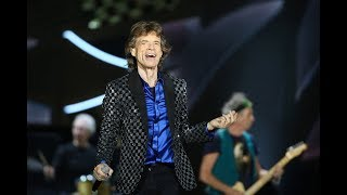 The Rolling Stones are ready to get back on the road after postponi...