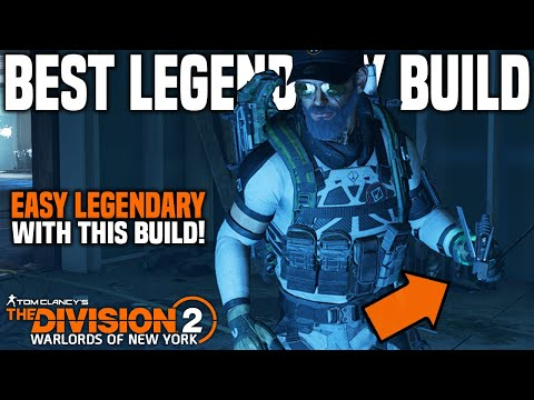 The Division 2 | EASY Legendary With This BUILD! Crowd Control Build Guide