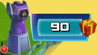 Angry Birds Transformers Legendary Secret Shockwave