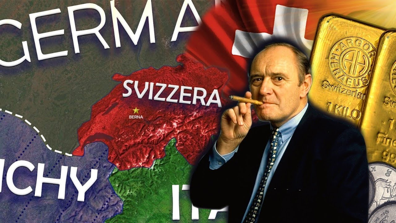 Come ha fatto la Svizzera a diventare ricca?