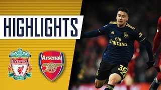 Liverpool 5-5 Arsenal 5-4 On Pens | Goals, Highlights And Penalties | Oct 30, 2019