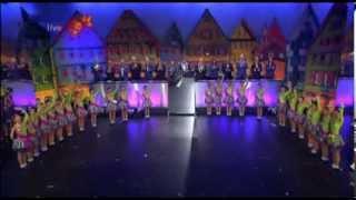 Juniorengarde der Esslinger Karnevalsfreunde - Schautanz Sei einfach du selbst 2014