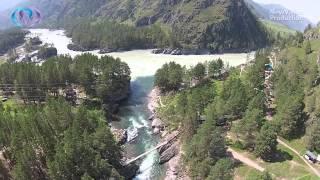 видео Чемальская ГЭС