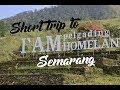 Short trip to I'ampel Gading Homeland Bandungan Kab Semarang