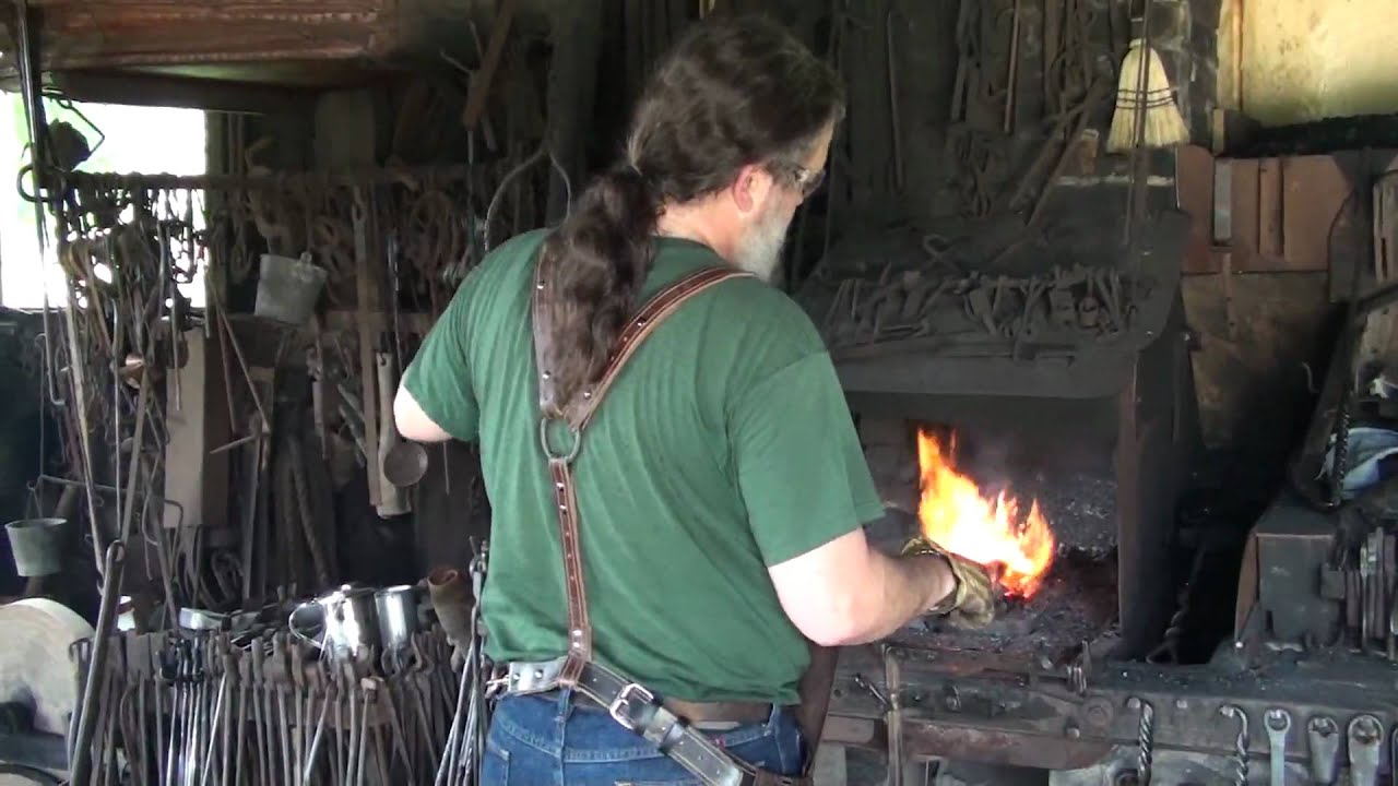 how to become a blacksmith apprentice