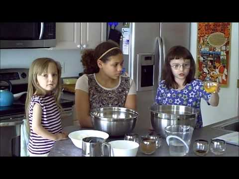 Kids in the Kitchen: Wacky Cake Bloopers