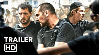 Bac Nord 2021 Gilles Lellouche Francois Civil Hd Trailer English Subtitles Youtube