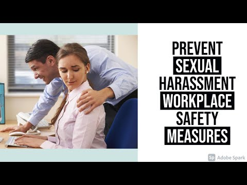 Prevent Sexual Harassment Training - Employee Workplace Safety Measures - #PositiveThinking
