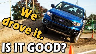 2019 Ford Ranger Review: GOOD TRUCK or ALL HYPE? | Truck Central