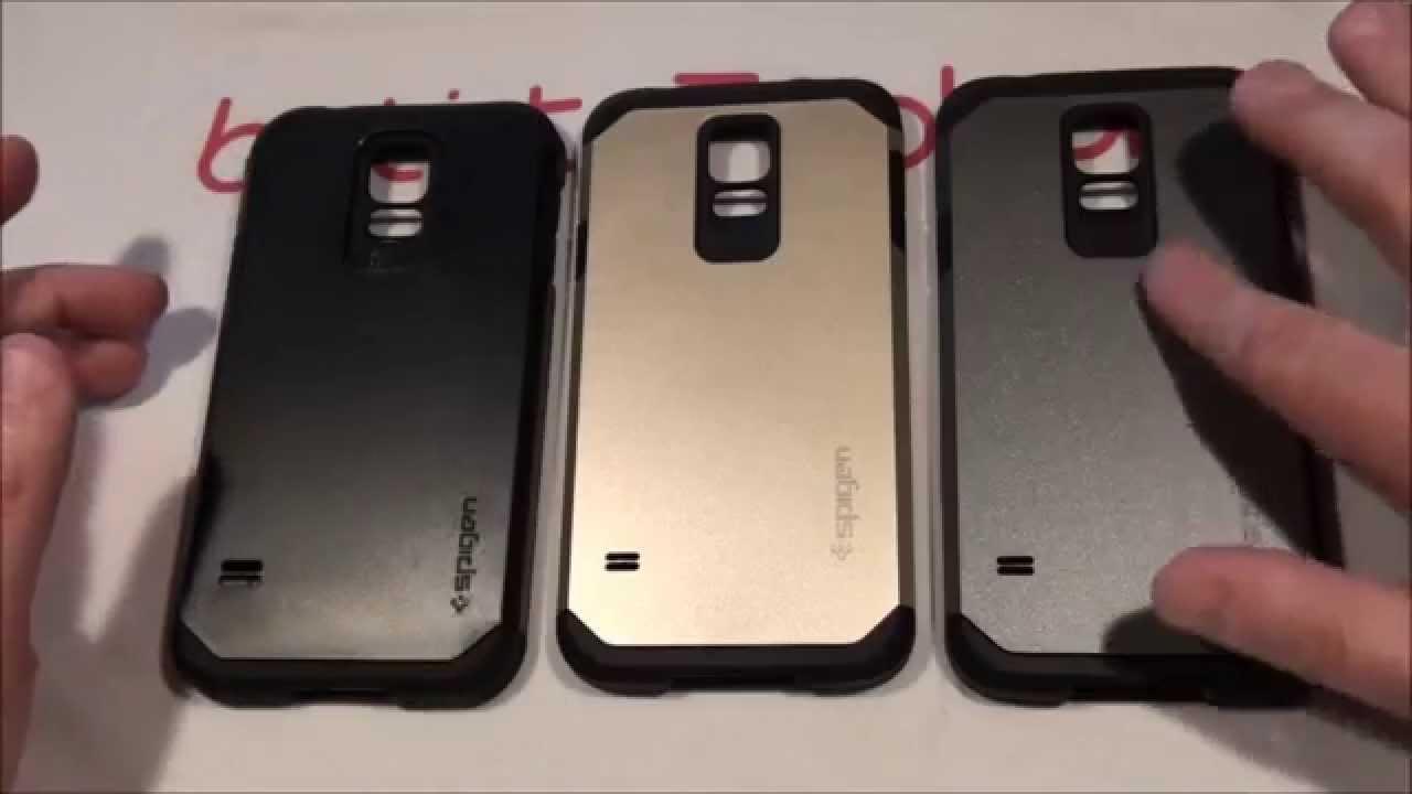 quality design 429a6 5207d Video Recensione Cover Tough Armor Samsung Galaxy S5 da batista70phone