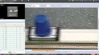 PhysMo 2 - inelastic collisions tutorial part 1 of 2
