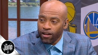 Vince Carter makes it official: I'm playing one more year, and that's it | The Jump