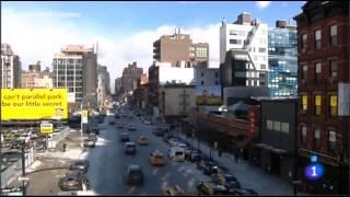 Españoles por el mundo  Manhattan