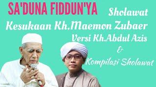 Download Lagu Saduna fiddunya versi terbangan Sunda mp3