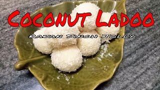 Coconut Ladoo Recipe| Coconut Ladoo With Condensed Milk| Instant Coconut Ladoo| Indian Sweets Recipe