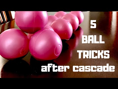 5 Ball Tricks After Cascade