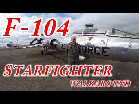 F-104 Starfighter Walkaround