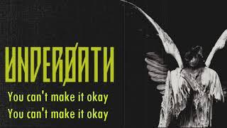 Underoath - Sink With You (Instrumental/Karaoke) [Lyric Video]