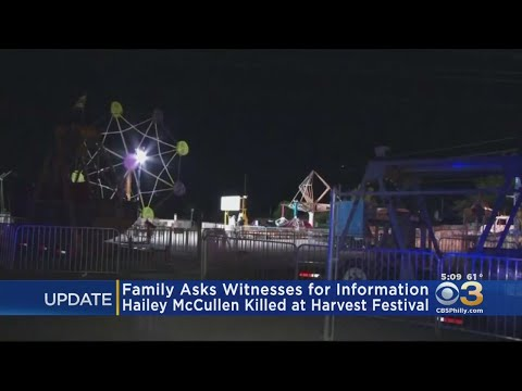Andi and Kenny  - 10-Year-Old NJ Girl Dies After Being Ejected from Amusement Park Ride