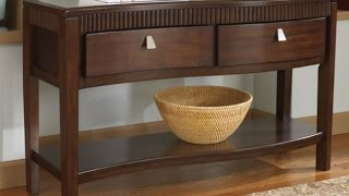 Entryway Tables With Drawers